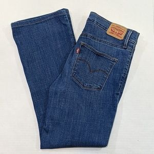 Like New! Levi's Slimming Boot Jeans